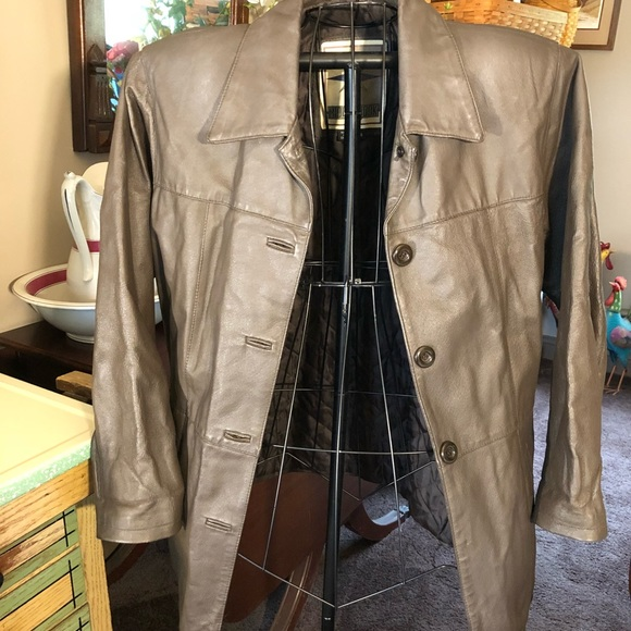 middlebrook Other - Leather blazer